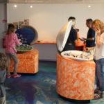 Visite du centre d'interprétation