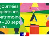 Bandeau Journées du Patrimoine 2020